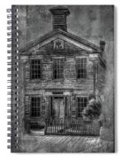 Bannack School  Spiral Notebook