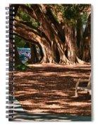 Banyans - Marie Selby Botanical Gardens Spiral Notebook