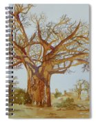 Baobab Tree Of Africa Spiral Notebook