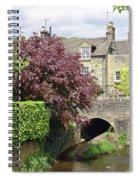 Bar Brook And Bridge Spiral Notebook