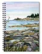 Bar Harbor Spiral Notebook
