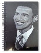 Barack Obama Spiral Notebook