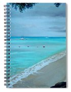 Barbados Spiral Notebook