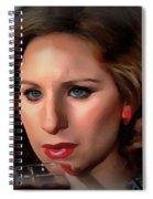 Barbara Streisand Collection - 1 Spiral Notebook