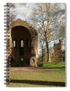 Barbarossa Ruin And Belvedere Spiral Notebook