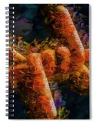 Barbed Spiral Notebook