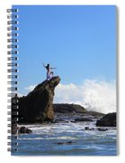 Bethells Beach Spiral Notebook