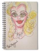 Barbie Spiral Notebook