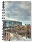 Barclaycard Arena And The Malt House Pub Spiral Notebook
