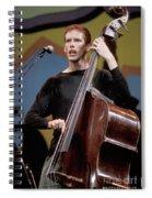Bare Naked Ladies Jim Creeggan Spiral Notebook