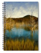 Bare Waters Spiral Notebook