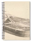 Barge Spiral Notebook