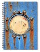 Barge Porthole Spiral Notebook