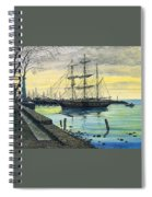Bark Carthaginian Robert Lyn Nelson Spiral Notebook