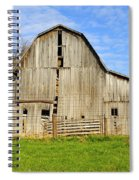 Barn 101 Spiral Notebook