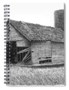 Barn 19 Spiral Notebook