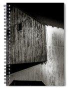Barn At Night Spiral Notebook