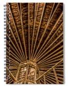 Barn Beams Spiral Notebook