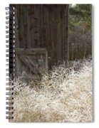 Barn Door Spiral Notebook