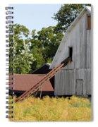 Barn Lot Spiral Notebook