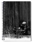 Barn N Beetle Love Spiral Notebook
