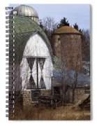 Barn On 29 Spiral Notebook