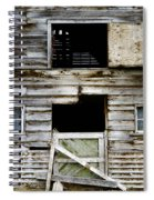 Barn Side Spiral Notebook