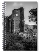 Barnard Castle Spiral Notebook