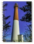 Barnegat Light Standing Tall Spiral Notebook