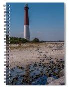 Barnegat Lighthouse Nj Spiral Notebook
