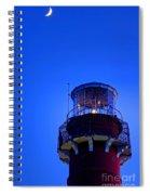 Barnegat Moonlight Spiral Notebook