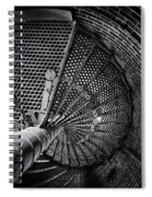 Barnegat Stairs Spiral Notebook