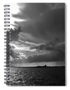 Barnstable Harbor Sky Spiral Notebook