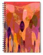 Baroque Spiral Notebook