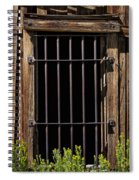Barred Spiral Notebook