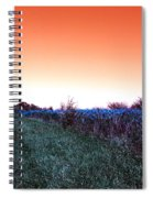 Barred Owl Trail Spiral Notebook