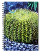 Barrel Bubble Spiral Notebook