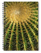 Barrel Cactus Spiral Notebook