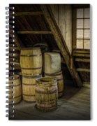 Barrel Casks Spiral Notebook