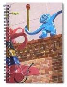 Barrel Of Fun Spiral Notebook