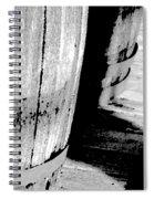 Barrels 3 Spiral Notebook