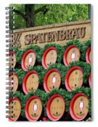 Barrels Spiral Notebook