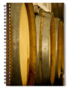 Barrels Of Fun Spiral Notebook