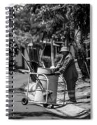 Barrendera Antiguo Cuscatlan 1 Spiral Notebook
