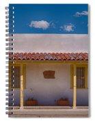Barrio Viejo Symmetry Spiral Notebook