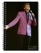Barry Manilow-0775 Spiral Notebook
