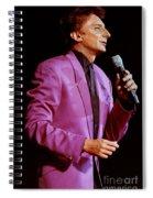 Barry Manilow-0785 Spiral Notebook