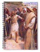 Bartimaeus Spiral Notebook