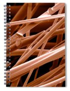 Basalt Fibers Spiral Notebook