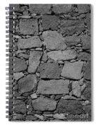 Basalt Wall Spiral Notebook